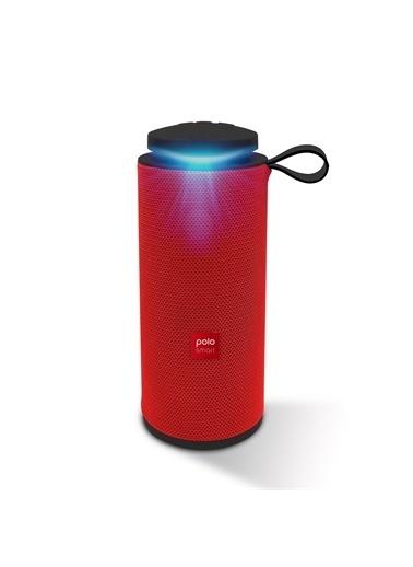 Polo Smart Fs46 Effective Kablosuz Speaker Kırmızı Kırmızı